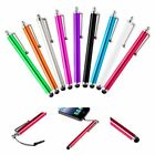 3.5mm Anti Dust-Plug Long Metal Universal Stylus LCD Touch Screen Pen