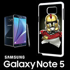 Stormtrooper Starwars Samsung Galaxy Note 8 9 S7 S8 S9 Plus Phone RUBBER Case