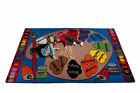 Kid Carpet Paint Palette Spanish Circle Time Indoor/Outdo...