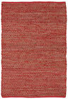 St. Croix Earth First Red Area Rug
