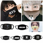BTS Mouth Mask Kpop Merchandise Face Muffle Jung Kook J-Hope Bangtan Boys Suga