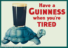 GUINNESS POSTER #2 Very Rare Quality re-Print from Original Choose your size