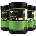 Optimum Nutrition ON Pure Micronized Creatine Powder - 300g - Unflavoured x 3