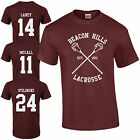 Beacon Hills Lacrosse T-Shirt - Teen Wolf Fan Stilinski Lahey McCall Unisex Top