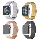 38/42mm Stainless Steel Strap Replacement Watch Band Link for iWatch Apple Watch