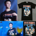 Kpop Bigbang Tshirt MADE Unisex T-shirt TEE GD G-DRAGON Cotton FINAL IN SEOUL