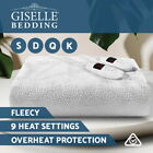 Mattress Protector Waterproof Fully Fitted Terry Cotton Cover Topper All Size