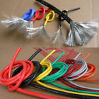 30AWG OD_0.8mm Flexible Soft Tinned OFC Copper Silicone Wire RC Cable UL 2M/10M