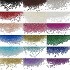 Bead UNDRILLED GLASS Seed / Micro Beads ~ 1mm ~ 15g ~ 82,000+ ~ Various Colors