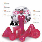 Virtually Indestructible  Strong Stuff Bulletproof Shots Dog Toys Tough Dog Toy