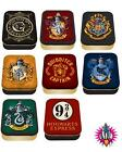 OFFICIAL HARRY POTTER COLLECTORS TIN TOBACCO KEEPSAKE BOX HOGWARTS GRYFFINDOR