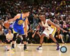 Stephen Curry & Kobe Bryant 2015-2016 Action Photo SV179 (Select Size)