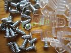 Clips &Screws Installation Tools Fit for High Voltage led strip 3528 5050 5630