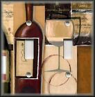 Kitchen Light Switch Plate Cover - Red Wine - Bar Home Decor - Wine Art