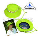 HEADWEAR HYPERKEWL-#6591 EVAPORATIVE COOLING-HV GREEN RANGER CAP HAT WORK GEAR