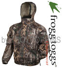 FROGG TOGGS RAIN GEAR-PA63102-54 PRO ACTION AP-XTRA CAMO JACKET DEER HUNTING WET