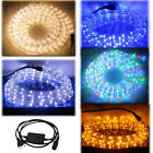 2m-24m LED Schlauch Lichtschlauch Lichterkette Mischenfarbe mit Controller Party