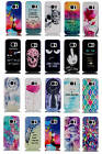 For Samsung J1 J5 J7 A3 A5 A7 Pretty Lovely Glossy Hard Plastic Back Case Cover