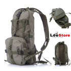 Cycling Hiking Hydration Knapsack Pack Backpack+ 2.5 L Water Bladder Bag