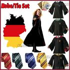Cosplay Harry Potter Robe Cape Gryffindor/Hufflepuff/Slytherin/Ravenclaw Kostüm