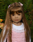 Masterpiece Candy Brown  Wig Fits 20 ""