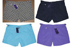 $295 Ralph Lauren Purple Label Mens Made In Italy Swim Trunk Board Shorts New
