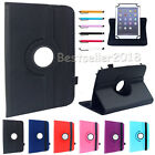 """For Toshiba Encore 2 8"""" 10.1"""" 7"""" WT8 WT10 WT7 (mini) PU Leather Stand Case Cover"""