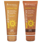 RIMMEL SUN SHIMMER INSTANT TAN LIGHT DARK MATTE BODY & FACE 125ML