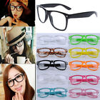 Men Women Unisex Eyeglass Vintage Glasses Clear Lens Sunglasses Eyewear