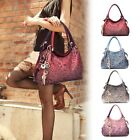 New Women's Messenger Bag Fashion Hollow Hobo Shoulder Bags Handbag Purse Totes