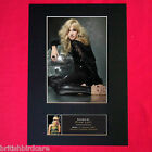 PIXIE LOTT Mounted Signed Photo Reproduction Autograph Print A4 242