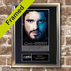 RICHARD MADDEN game of thrones Autograph Mounted Signed Photo RE-PRINT A4 349