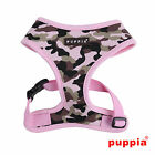 Any Size - PUPPIA - LEGEND - Dog Puppy Soft Harness - Pink