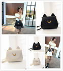 Thboxs New Shoulder Tote Purse Bags Handbags Girl Cosplay Sailor Moon Cat Casual
