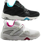 Puma Creme Blaze Of Glory Netz Evolution Herren Damen Turnschuhe 357464