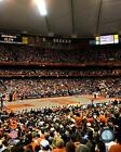 Carrier Dome Syracuse Orange NCAA Basketball Action Photo JL135 (Select Size)