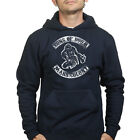 Sons of Doom MC Sweatshirt Hoodie Shirt