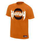 Ryback Orange Hungry Feed Me More WWE Authentic Mens T-shirt