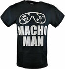 Macho Man Randy Savage Sunglasses Black T-shirt