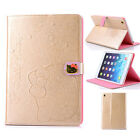 Hot Hello Kitty Magnetive Flip Leather Smart Case Cover for Apple iPad Tablets