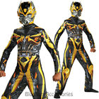 CK685 Bumblebee Classic Transformers Super Hero Fancy Boys Kids Child Costume