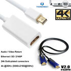 surface pro 2.0 - Full 2160P Mini Displayport For Mac / NUC / Surface Pro +6ft HDMI 2.0 +Adapter