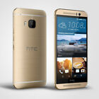 5'' Unlocked HTC One M9 (AT&T)32GB 4G LTE Android - 20 MP Mobile Phone 3 colors!