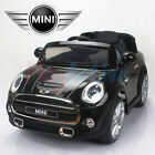 LICENSED 12V MINI COOPER TWIN MOTOR REMOTE CONTROL KIDS RIDE ON CAR / CARS