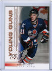 00 01 UPPER DECK UD HOCKEY YOUNG GUNS ROOKIE RC CARDS (181-230) U-Pick From List