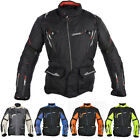 Oxford Montreal Textile Hipora Waterproof Motorbike Motorcycle Breathable Jacket