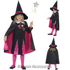 CK726 Witch School Girl Wizard Child Halloween Fancy Dress Book Week Costume
