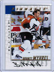 97/98 PINNACLE BE A PLAYER HOCKEY SIGNATURE AUTO CARDS (#1-250) U-Pick From List