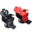 All Purpose Hydraulic Recline Barber Chair Salon Shampoo Beauty Spa Black/RED