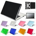 """New Crystal Hard Case Shell Cover+Matte Film For Apple Macbook Pro 13"""" A1278"""